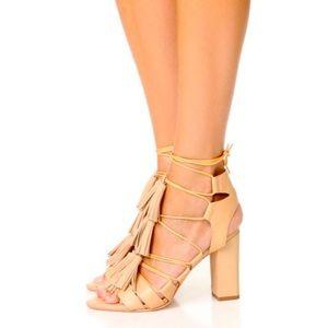 Standout Sandal Heels